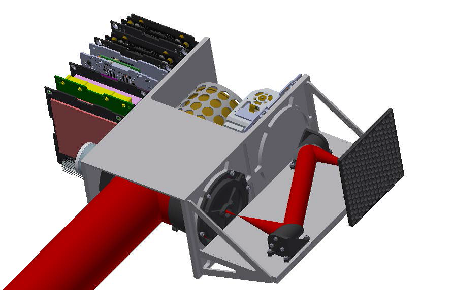 The Compact Infrared Imager and radiometer: A CubeSat based